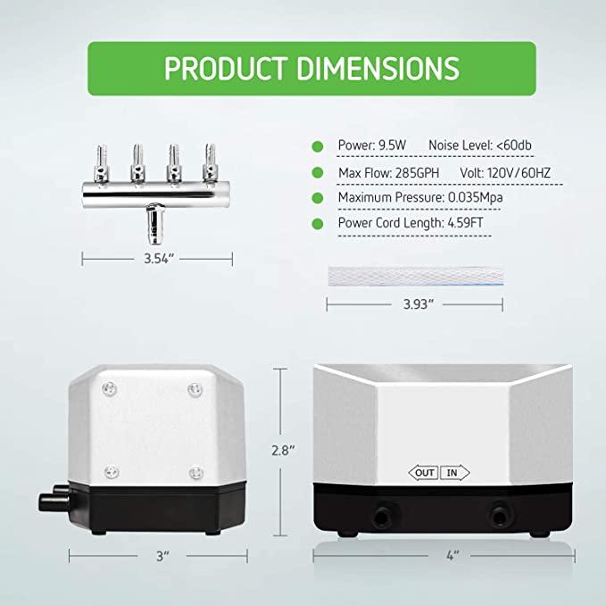 VIVOSUN AP-10 product image 4