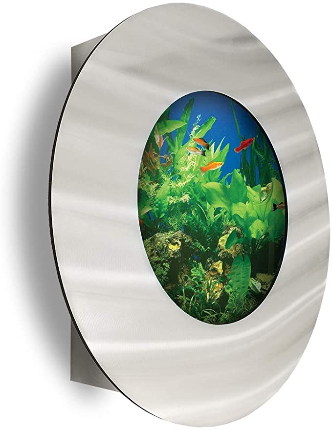 Aussie Aquariums AA-PORTHOLE-BSILVER product image 4