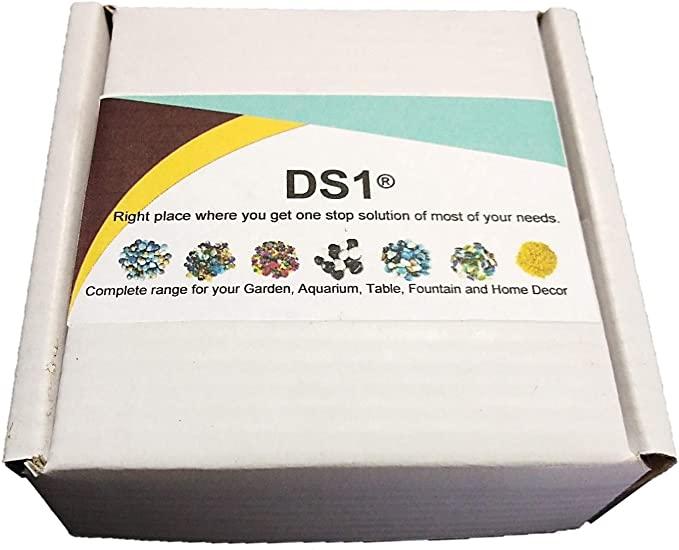 DS Decorative multi round glass stone product image 2