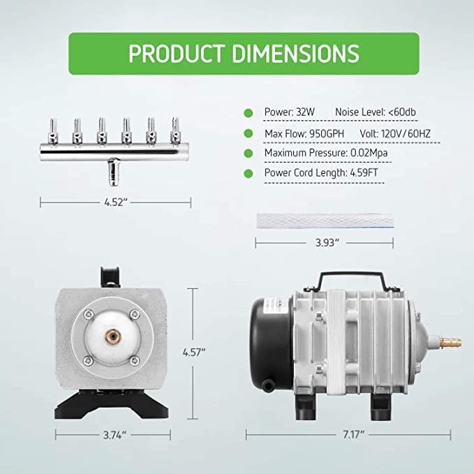 VIVOSUN AP-45 product image 5