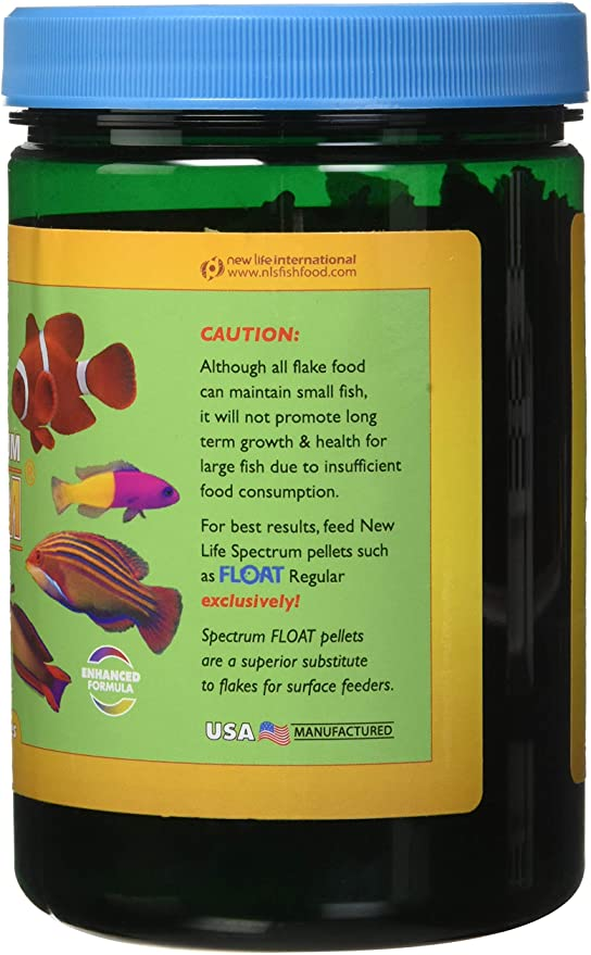 New Life Spectrum Nat Flakes 90g product image 7